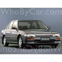 Поколение Honda Civic IV седан