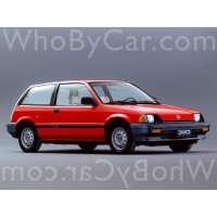 Поколение Honda Civic III 3 дв. хэтчбек