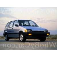Поколение Honda Civic III 5 дв. универсал