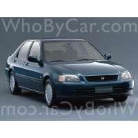 Поколение Honda Domani I