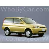 Поколение Honda HR-V 3 дв. внедорожник