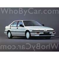 Поколение Honda Integra I