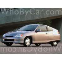 Поколение Honda Insight I