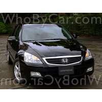 Поколение Honda Inspire IV