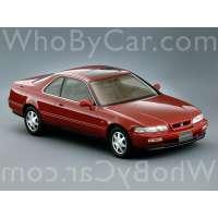 Поколение Honda Legend II купе