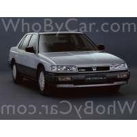 Поколение Honda Legend I седан