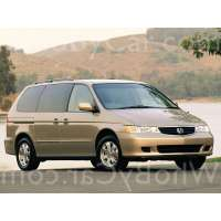 Поколение Honda Odyssey (North America) II