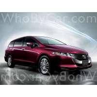 Поколение Honda Odyssey IV