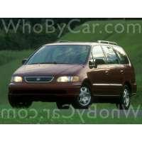 Поколение Honda Odyssey (North America) I