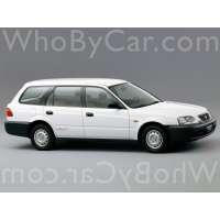 Поколение Honda Partner I