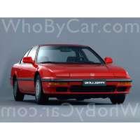 Поколение Honda Prelude III