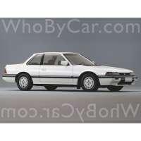 Поколение автомобиля Honda Prelude II