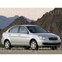 Поколение Hyundai Accent III седан
