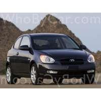 Поколение Hyundai Accent III 3 дв. хэтчбек