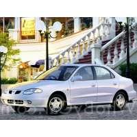 Поколение Hyundai Avante II рестайлинг