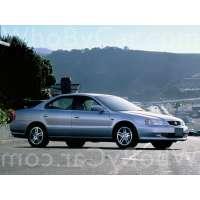 Поколение Honda Saber II