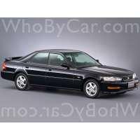 Поколение Honda Saber I