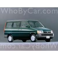 Поколение Honda Stepwgn I