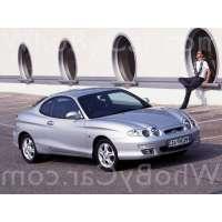 Поколение Hyundai Coupe I (RD2) рестайлинг