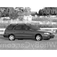 Поколение Hyundai Elantra II (J2, J3) 5 дв. универсал