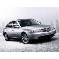 Поколение Hyundai Grandeur IV
