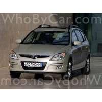 Поколение Hyundai i30 I 5 дв. универсал