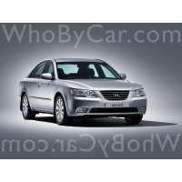 Поколение Hyundai Sonata V (NF)