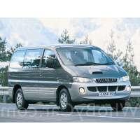 Поколение Hyundai Starex (H-1) I