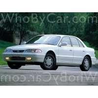 Поколение Hyundai Sonata III
