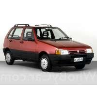 Поколение Innocenti Mille 5 дв. хэтчбек