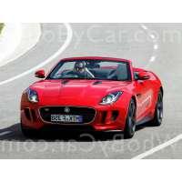 Поколение Jaguar F-Type родстер