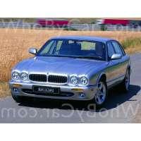 Поколение Jaguar XJ II (X308)