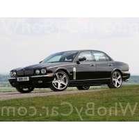 Поколение Jaguar XJR III (X358)