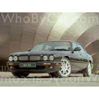 Поколение Jaguar XJR III (X350)