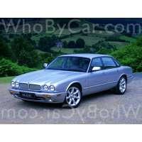 Поколение Jaguar XJR II (X308)