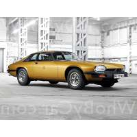 Поколение Jaguar XJS Series 2 купе