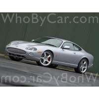 Поколение автомобиля Jaguar XKR I купе рестайлинг