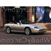 Поколение автомобиля Jaguar XKR I кабриолет рестайлинг