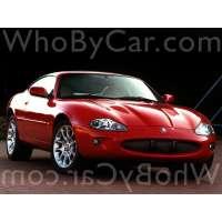 Поколение Jaguar XKR I купе