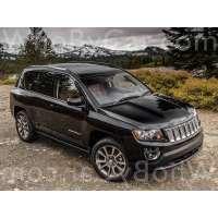 Поколение Jeep Compass I 2 рестайлинг