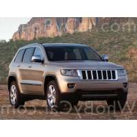 Поколение Jeep Grand Cherokee IV (WK2)