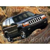 Поколение Jeep Grand Cherokee I (ZJ) рестайлинг