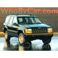 Поколение Jeep Grand Cherokee I (ZJ)