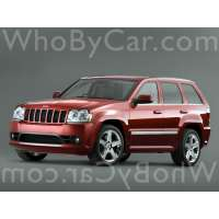 Поколение Jeep Grand Cherokee SRT8 I (WK)