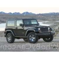Поколение автомобиля Jeep Wrangler III (JK) 3 дв. внедорожник