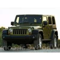 Поколение Jeep Wrangler III (JK) 5 дв. внедорожник