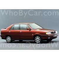 Поколение Lancia Dedra седан