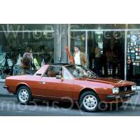 Поколение Lancia Beta тарга