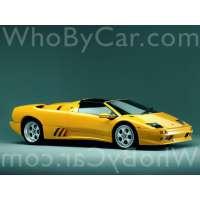 Поколение Lamborghini Diablo родстер