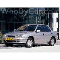 Поколение Kia Sephia I